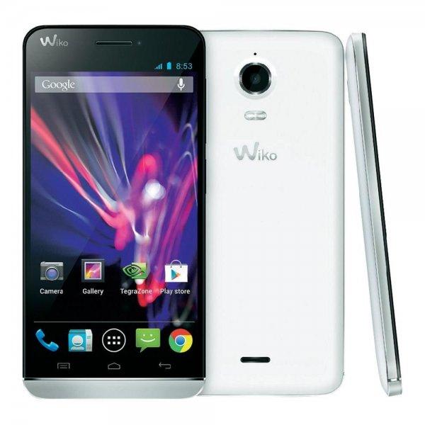 [Amazon & Amazon WHD] Wiko Wax 4G LTE in weiß für 138,77€ (WHD: 127,57€) *** [Amazon.fr] türkis für 133,65€ (WHD: ab 120€)