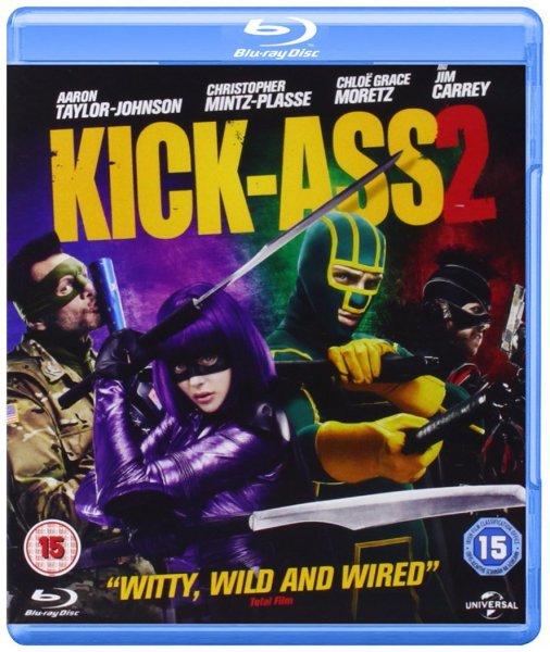 Blu-ray - Kick-Ass 2 für €5,19 (15 Prozent auf alle Blu-rays) [@Wowhd.se]