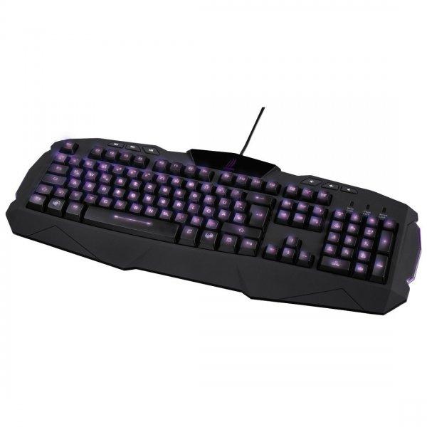 [Amazon Blitzangebot] uRage Illuminated Gaming Keyboard mit beleuchteten Tasten