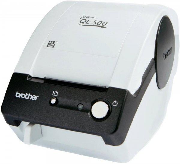 Brother QL-500BW Etikettendrucker Labelprinter