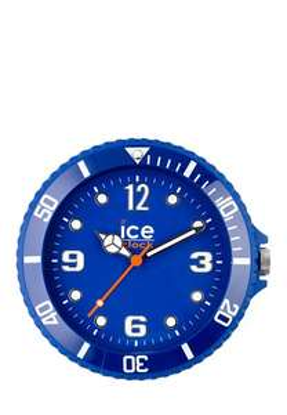(BRANDS 4 FRIENDS) ICE Clock Blau Wanduhr durch Neukundenrabatt (10 €) 26,89 € (inkl. VSK) IDEALO 54,50 €