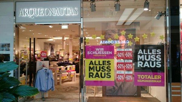 [lokal Hannover]Räumungsverkauf bei Arqueonautas