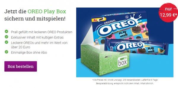 [brandnooz] Oreo Playbox 14,99 EUR