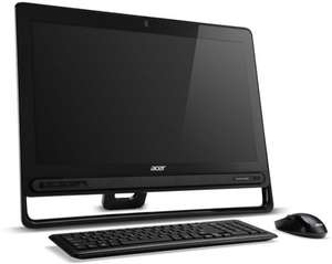 "Acer Aspire Z3-605 All-In-One-PC (23"" Full-HD IPS, Core i3-3227U, 4GB RAM, 500GB HDD, Win 8) - 399€ @ Amazon"