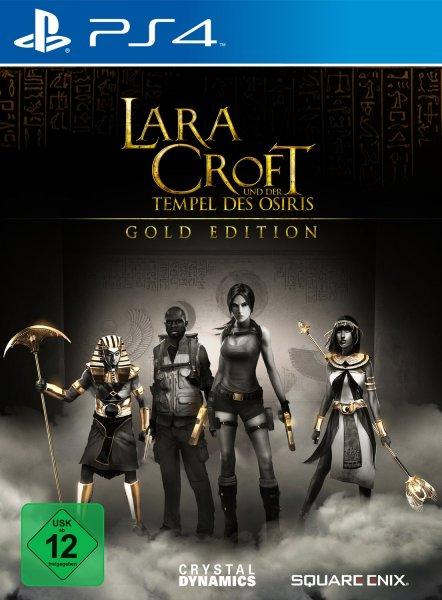 Lara Croft und der Tempel des Osiris: Gold Edition (PS4)