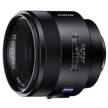 Sony Zeiss Planar T* 50mm f/1,4 Z (SAL50F14Z) Objektiv A-Mount für 1009,00 € @Redcoon