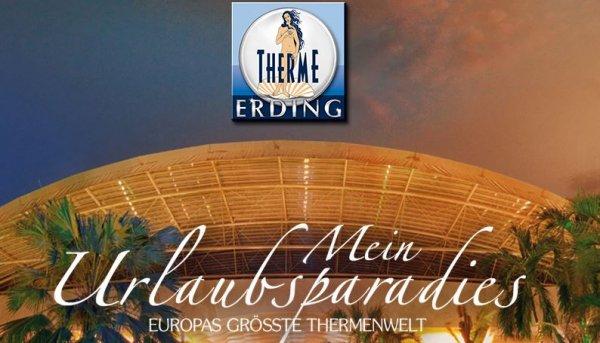 2 Tage inkl.Hotel + Frühstück & Eintritt in die Therme Erding