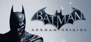[Steam] Batman: Arkham Origins / Batman Arkham City GOTY / Arkham Origins Blackgate - Deluxe für je 1,55€ @ Nuuvem