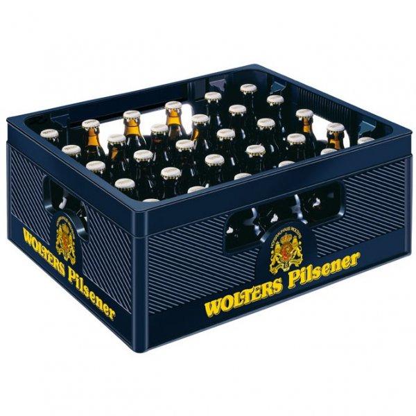 [Lokal Penny Vechelde] 2 Kisten Wolters Pilsener 30 x 0,33 Ltr. für 14,99€