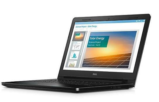 Inspiron 14 3000 - 14 Zoll, Celeron® N2840 - 2,58 GHz, 2 GB Ram, 500GB HDD, Win 8.1 für 219 € @Dell