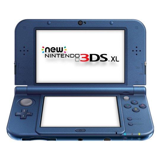 Nintendo New 3DS XL für 184€