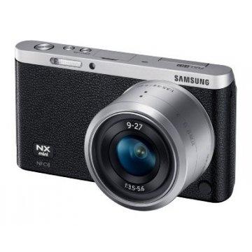 Samsung NX mini + 9-27mm schwarz + Adobe Photoshop Lightroom 5 für 222 Euro