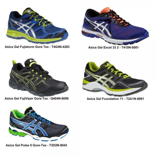 Asics Herren Jogging Schuhe Laufschuhe Sportschuhe, 59,95 EUR @ eBay