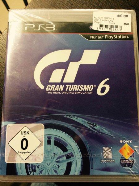 Lokal MM Haidhausen Gran Turismo 6 PS3 9€