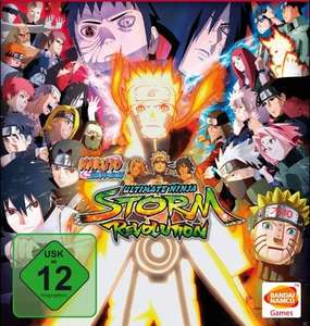 [Saturn] Naruto Shippuden: Ultimate Ninja Storm Revolution (Rivals Edition) PS3/Xbox360