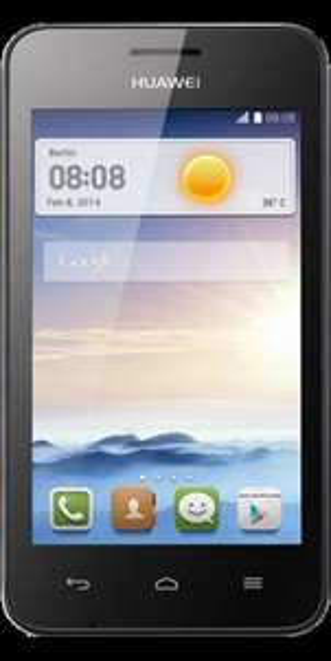 Huawei Y330 inkl. WhatsappSim Starterpaket [eplus]
