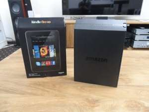 Kindle Fire HD 32GB schwarz - Tablet-PC / 7 Zoll / Dual-Core / IPS Panel