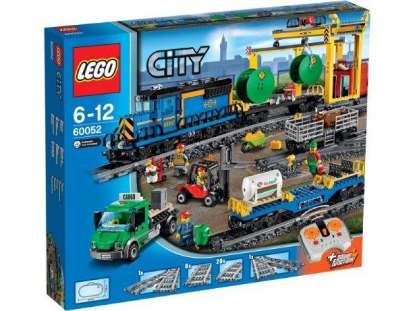 SpieleMax.de, LEGO City 60052 Güterzug für 115,99€