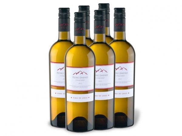 6 x 0,75l Vineris Pedro Jimenez Weißwein für 6,87€ zzgl. 4,95€ Versand @Lidl Online