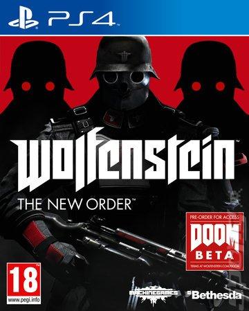 Wolfenstein: The New Order 18,17 (UNCUT) @amazon.fr inkl. Porto