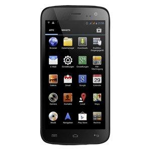 [Real Online Sonntagsangebot) Mobistel Cynus F4 Dual-SIM schwarz für 76.95€ inc.VSK