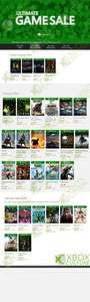Nächste Woche startet der Ultimate Game Sale auf Xbox!