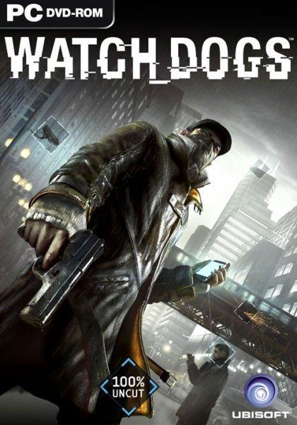 PC-SPIEL Watch Dogs UPLAY-Key auf Gamesplanet.com für 13,49
