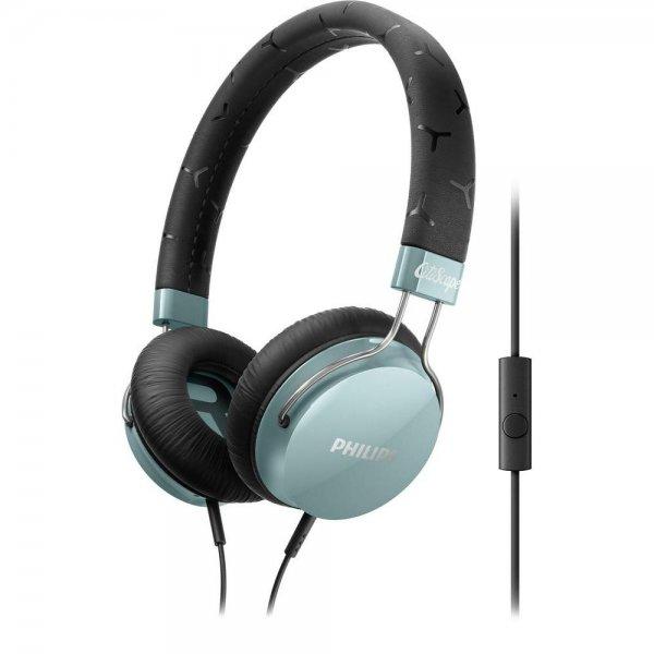 Philips SHL5305TL CitiScape Fixie, On-Ear HiFi-Kopfhörer / -Headset, Türkis @conrad (idealo 26,80€)