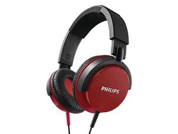 Philips On-Ear Kopfhörer SHL3100RD für 11,99€ @ebay: GRAVIS