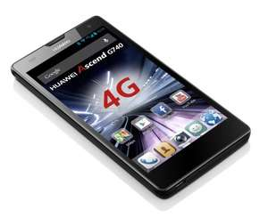 Huawei Ascend G740 4G LTE