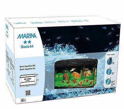 Marina Aquarium Basic 54 bei Fressnapf für 25 €