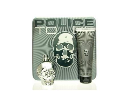 Police To Be The Illusionist Metall Geschenkbox (Eau de Toilette 75 ml + Duschgel 100 ml), Geschenkset  für 14,99 € @ MeinPaket