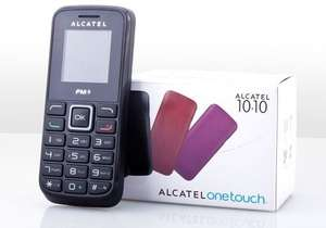 Alcatel One Touch 1010X Handy in Schwarz @groupon