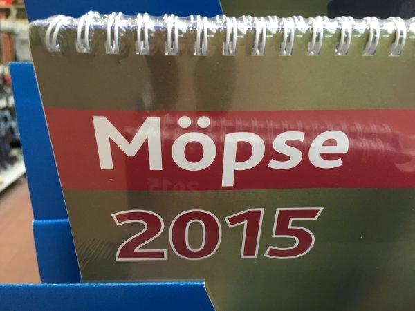 [LOKAL Berlin] Möpse-Kalender für 0,50€ bei HELLWEG