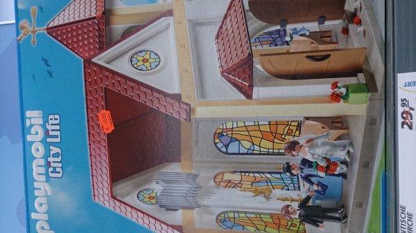 [Lokal  Real Aachen] Playmobil 5053 Hochzeitskirche für 10€ und weitere Sets