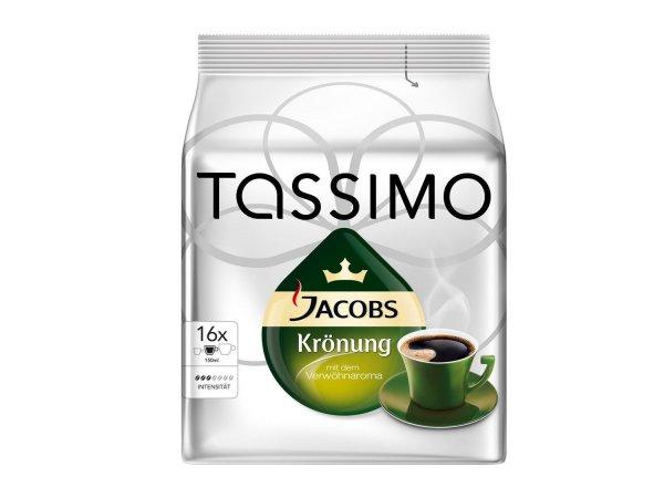 (LIDL Bundesweit) Tassimo T-Discs, verschiedene Sorten zB Jacobs Krönung