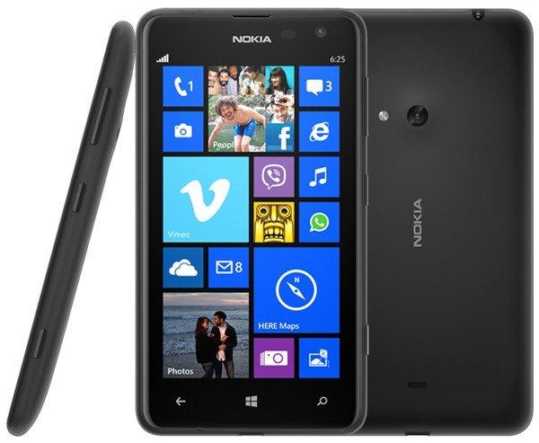 [Ebay] Lumia 625 in schwarz Windows Phone LTE (neuwertig!) für 89,90€ *** [Expert] neu für 103€