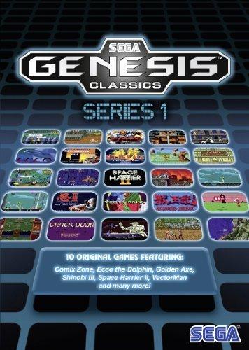 [Steam] Sega Genesis Classic Game Pack (50 Spiele) @ Amazon.com
