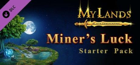 My Lands: Miner's Luck - Starter DLC Pack (Steam) Gratis