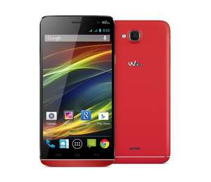 "[WHD] Wiko Slide (5,5"", Quad-Core, Dual-SIM, Android 4.4) für 122,21€"