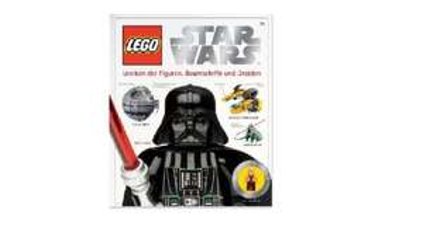 WHD Amazon.de LEGO Star Wars: Lexikon der Figuren, Raumschiffe und Droiden 10,35€