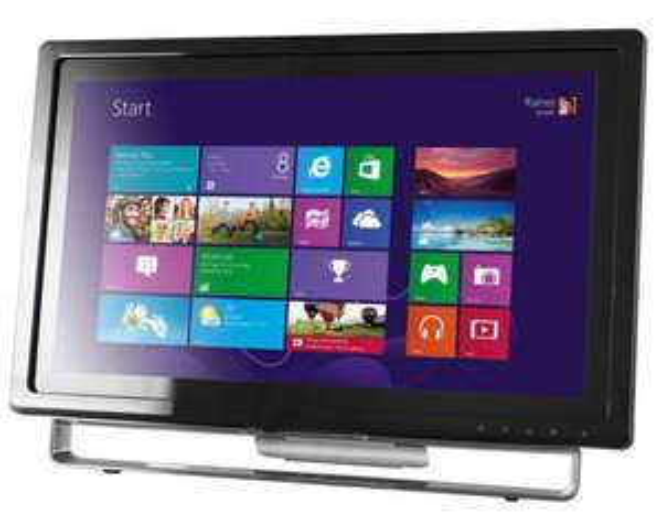 Medion P54031 - 21,5 Zoll Full-HD-Touchscreen-Monitor - VGA, DVI, HDMI, Lautsprecher - 143,04€ - Medion/MeinPaket