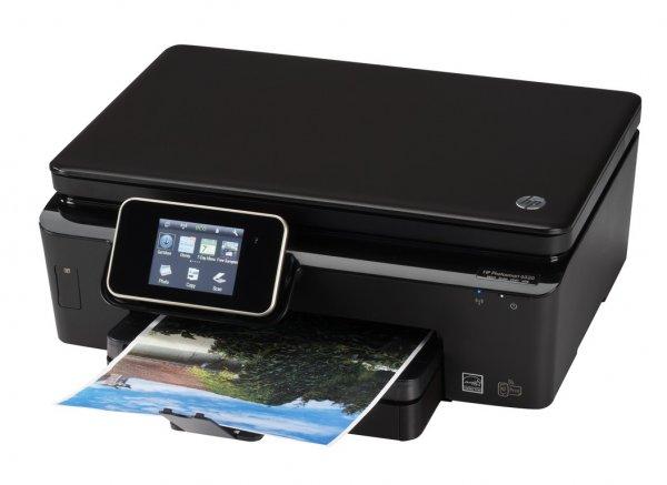 [Lokal] Mediamarkt Möchengladbach HP Photosmart 6520 e-All-in-One Tintenstrahl Multifunktionsdrucker (A4, Drucker, Scanner, Kopierer, Wlan, Duplex, 4800x1200)