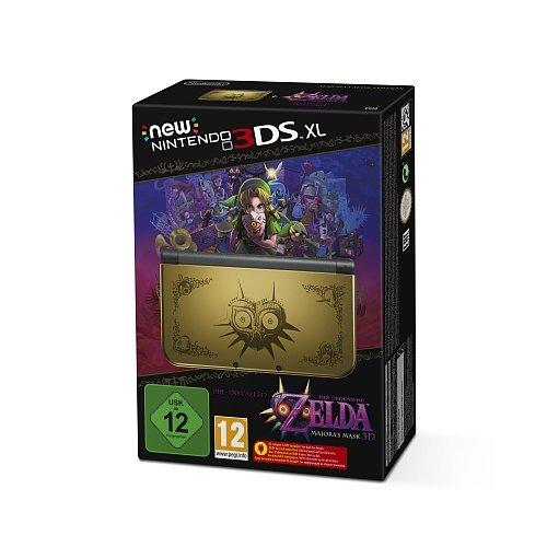 New 3DS XL Zelda Limited Edition (ausverkauft) / Monster Hunter 4 Edition