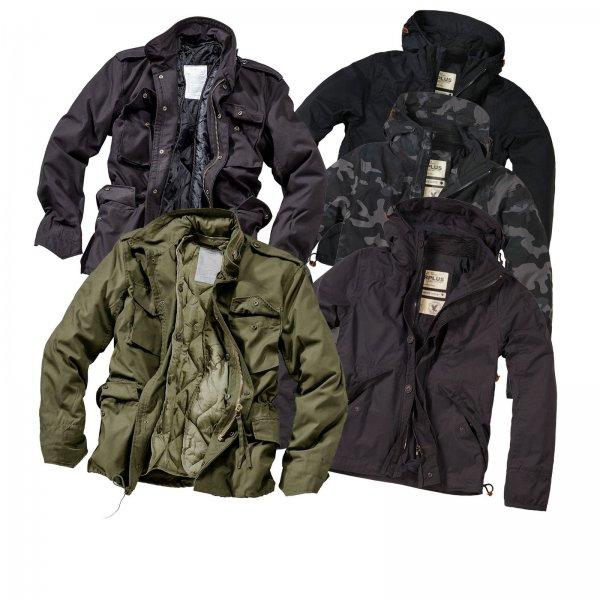 [ebay] Surplus Trooper™ Raw Vintage M65 Fieldjacket / New Savior Jacket Feldjacke Army Herren