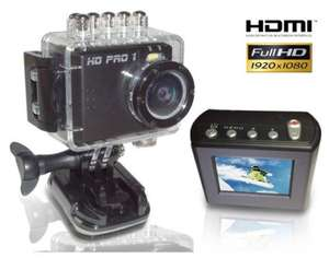 [MeinPaket] HD PRO 1 Action Cam Full HD