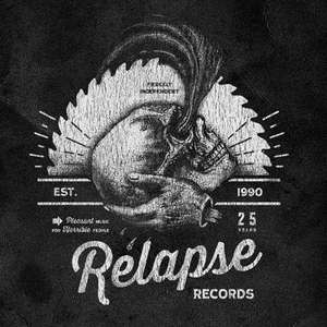 MP3 - Relapse Records: 25 Years of Contamination