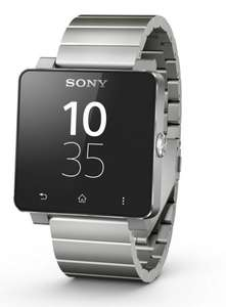 [WHD] it: SonyEricsson Sony SmartWatch 2 silver SW2