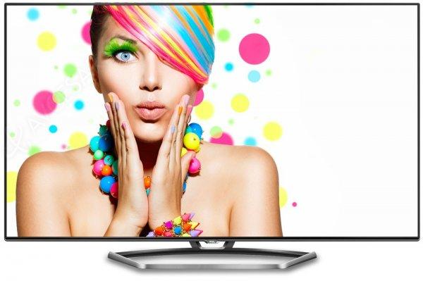 Amazon Blitzangebot: TCL U49S7606DS 124 cm (49 Zoll) 3D LED-Backlight-Fernseher (Ultra HD, 200Hz CMI, DVB-T2/C/S2, CI+, HDMI 2.0, Smart TV, HbbTV, WLAN) inkl. 2x Aktiv-3D-Brille silber/schwarz [Energieklasse A+] @ 555 Euro inkl. Versand