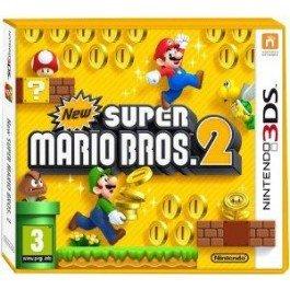 New Super Mario Bros 2 3DS Download Code für 21,73€ @cdkeys.com über facebook like